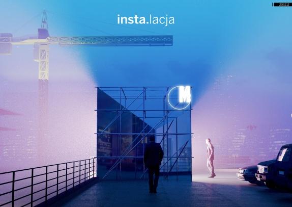 94 Studio zwycięzcą konkursu napunkt widokowy nabudowie Muzeum Sztuki Nowoczesnej wWarszawie