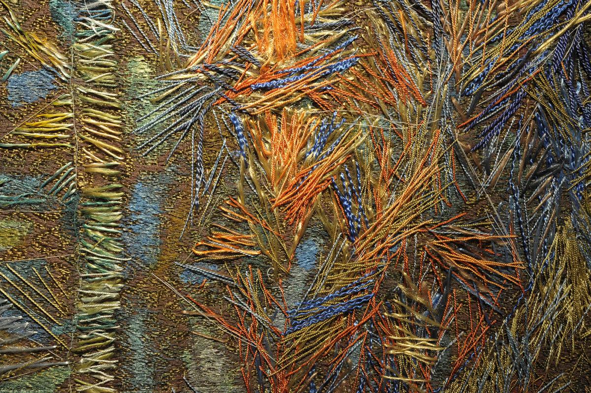 16. Międzynarodowe Triennale Tkaniny wCentralnym Muzeum Włókiennictwa wŁodzi