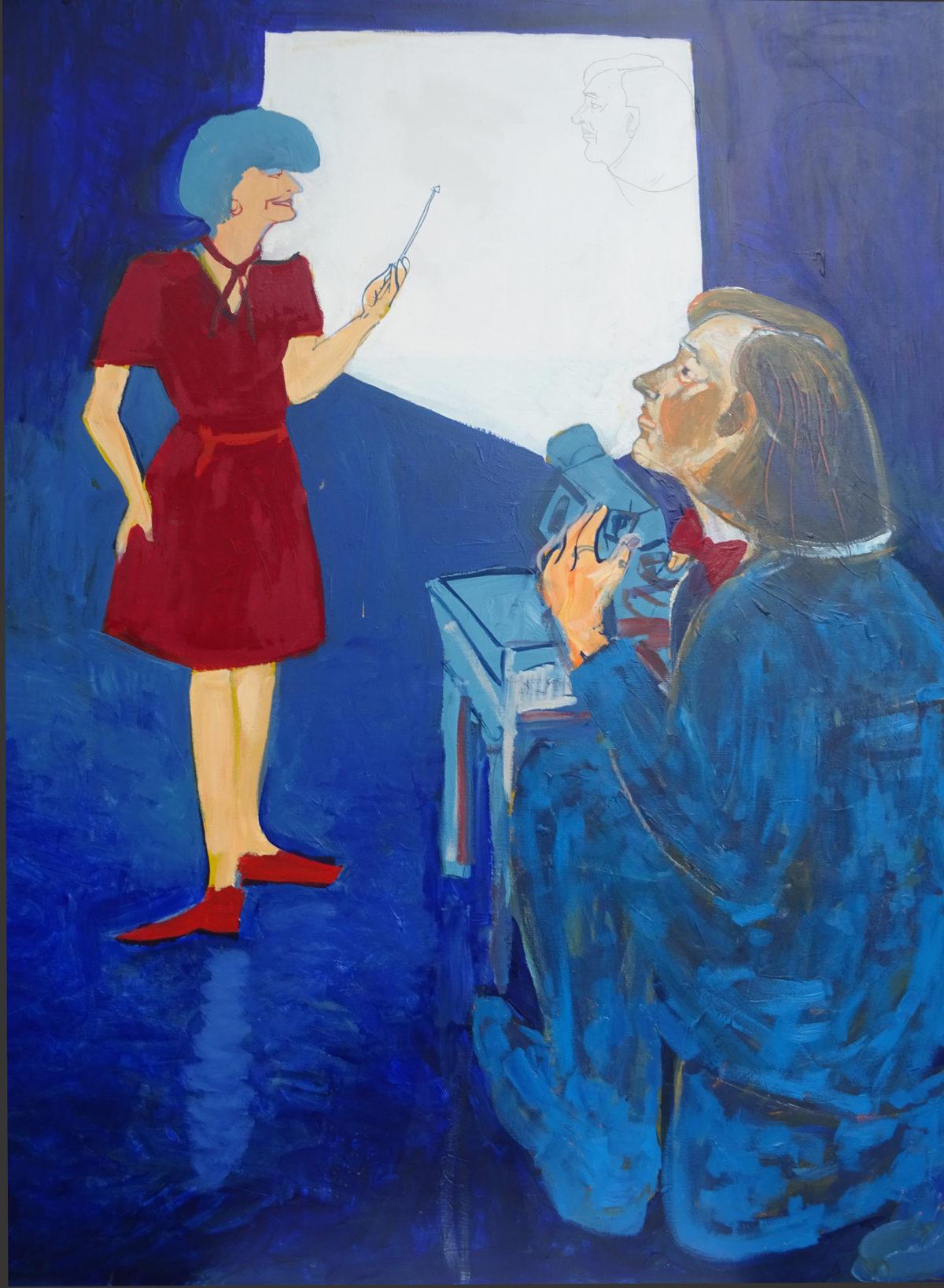 La donna è mobile. Rozmowa zMarią Poprzęcką