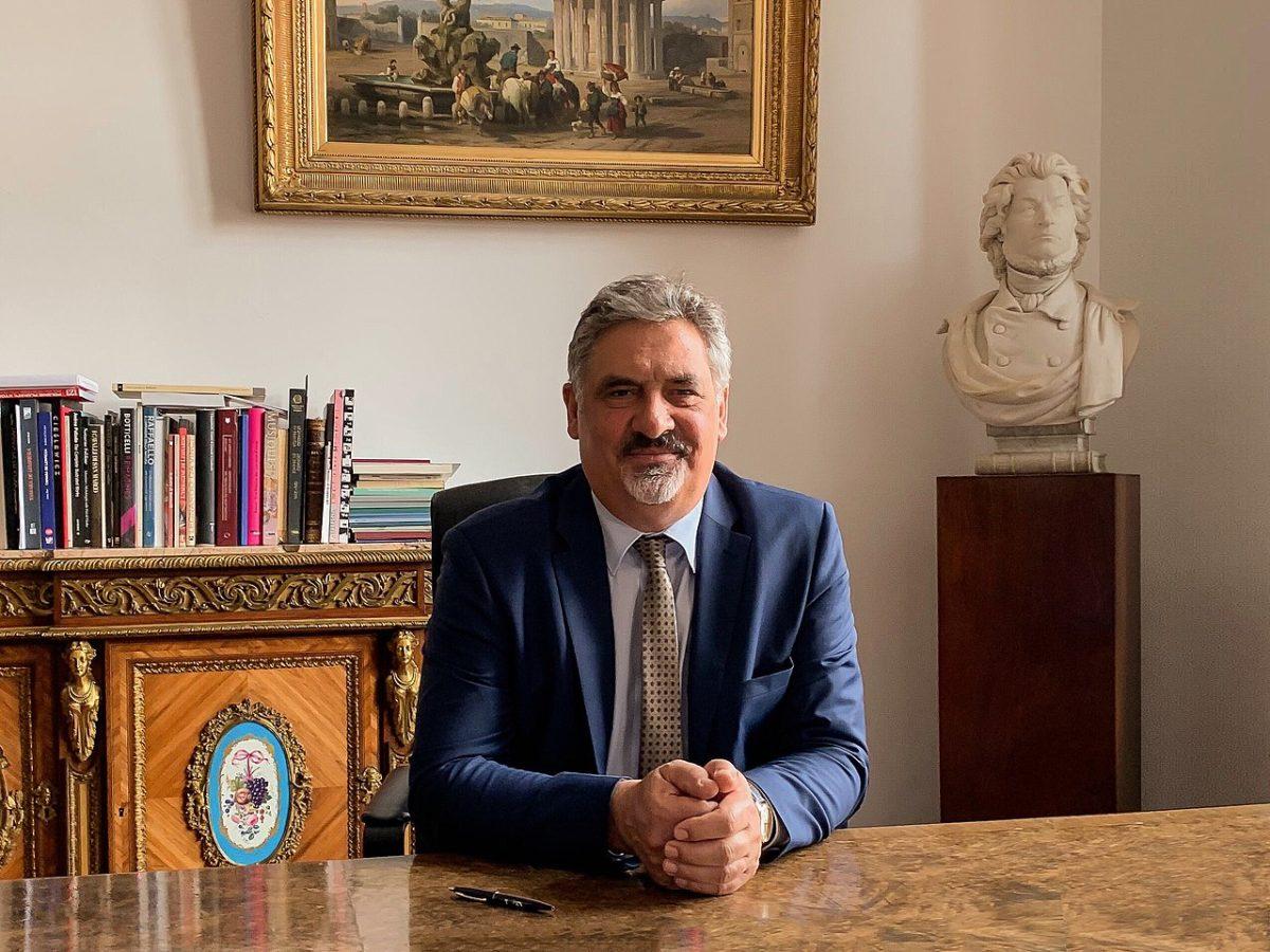 Jerzy Miziołek pożegna się zestanowiskiem dyrektora Muzeum Narodowego wWarszawie?