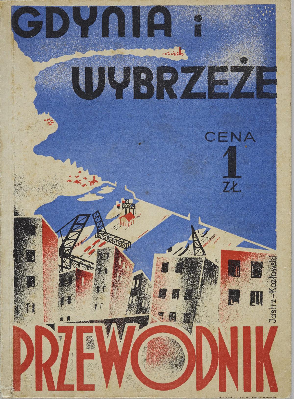 Wizualna propaganda Gdyni ipolskiego morza wmiędzywojniu
