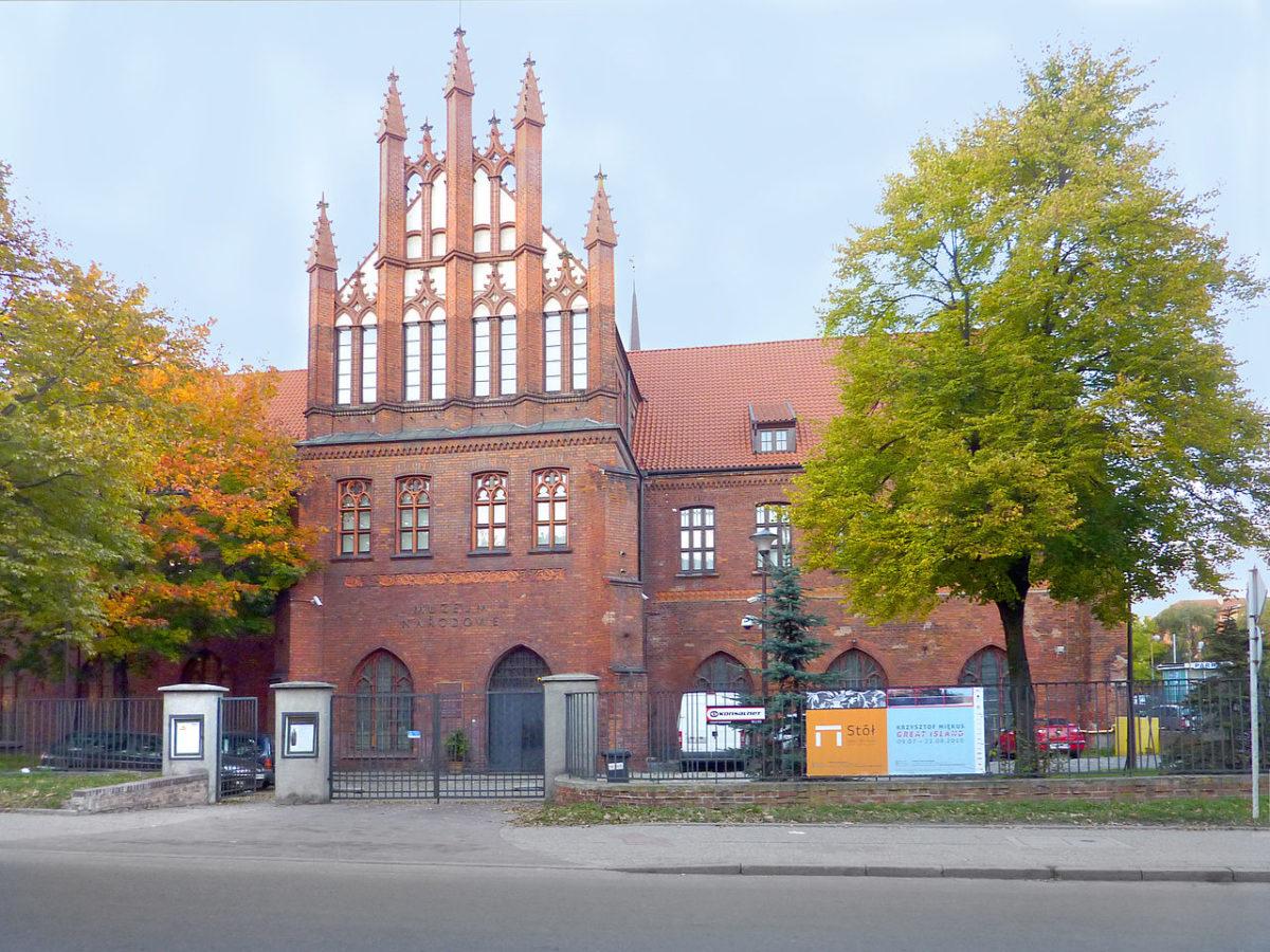 Jacek Friedrich nowym dyrektorem Muzeum Narodowego wGdańsku