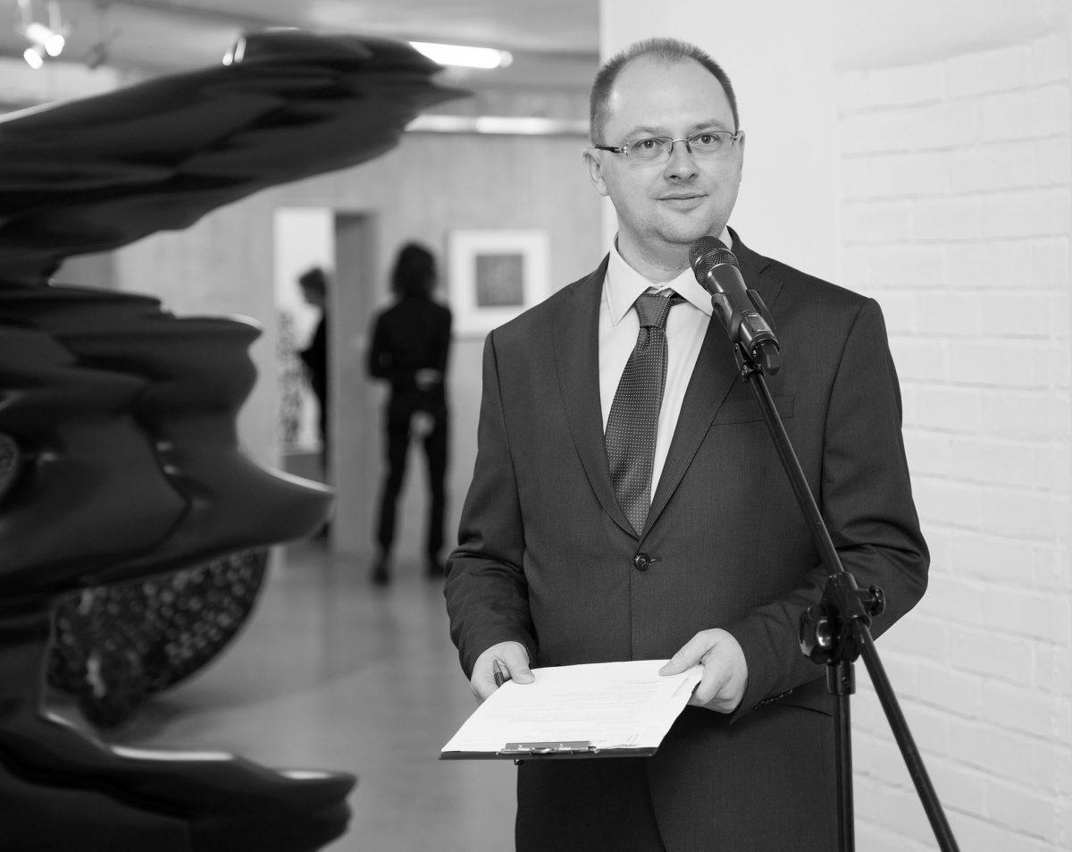 Zmarł Andrzej Jarosz, dyrektor Muzeum Współczesnego Wrocław