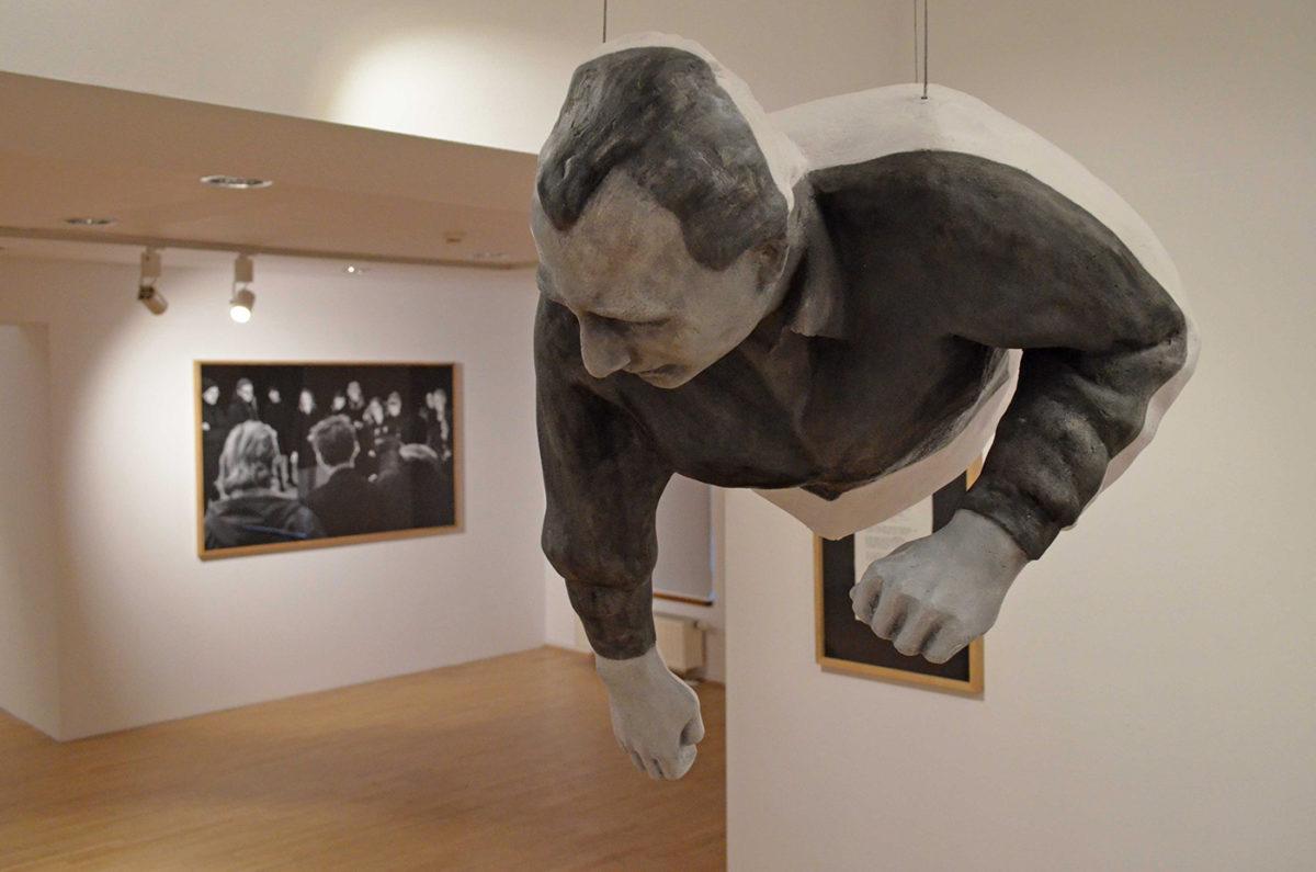 """""""Baumgart/Pijarski. Laboratorium prac fotograficznych"""" wGdańskiej Galerii Fotografii"""
