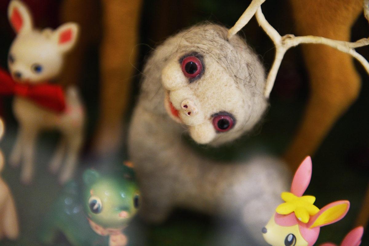 """""""Wcielenia jelenia"""" wPaństwowym Muzeum Etnograficznym wWarszawie"""