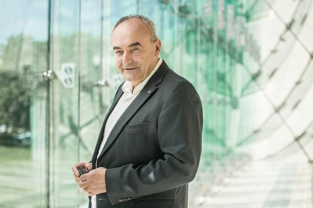 Zygmunt Stępiński mianowany nastanowisko dyrektora muzeum Polin