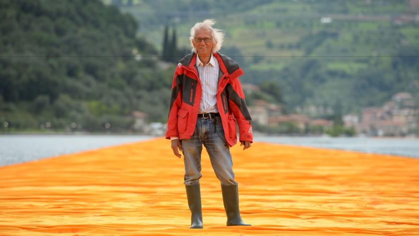 Zmarł Christo Vladimirov Javacheff, twórca monumentalnym instalacji plenerowych, partner Jeanne-Claude