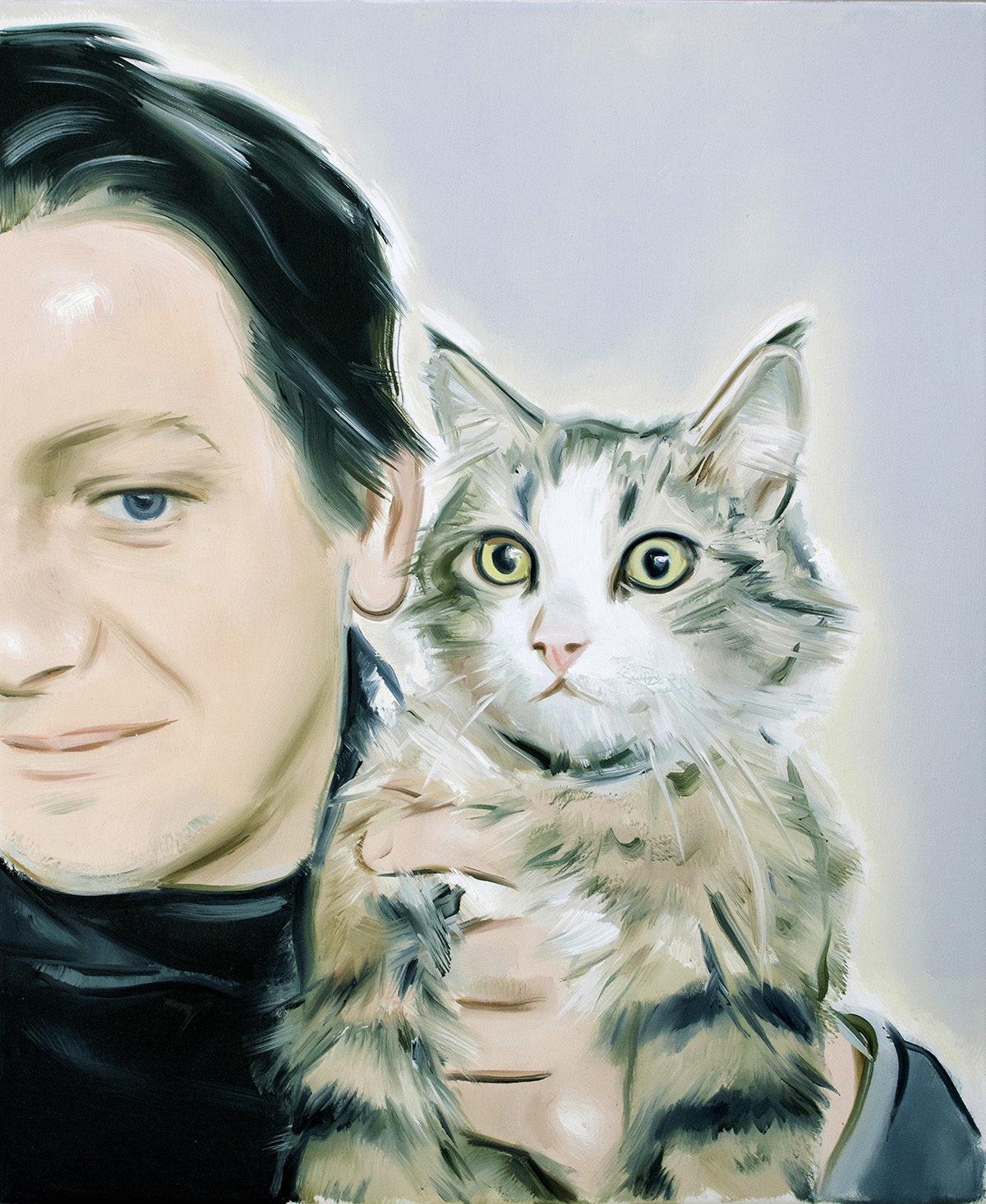 """We Are Awesome"" Marcina Maciejowskiego wGalerie Meyer Kainer"
