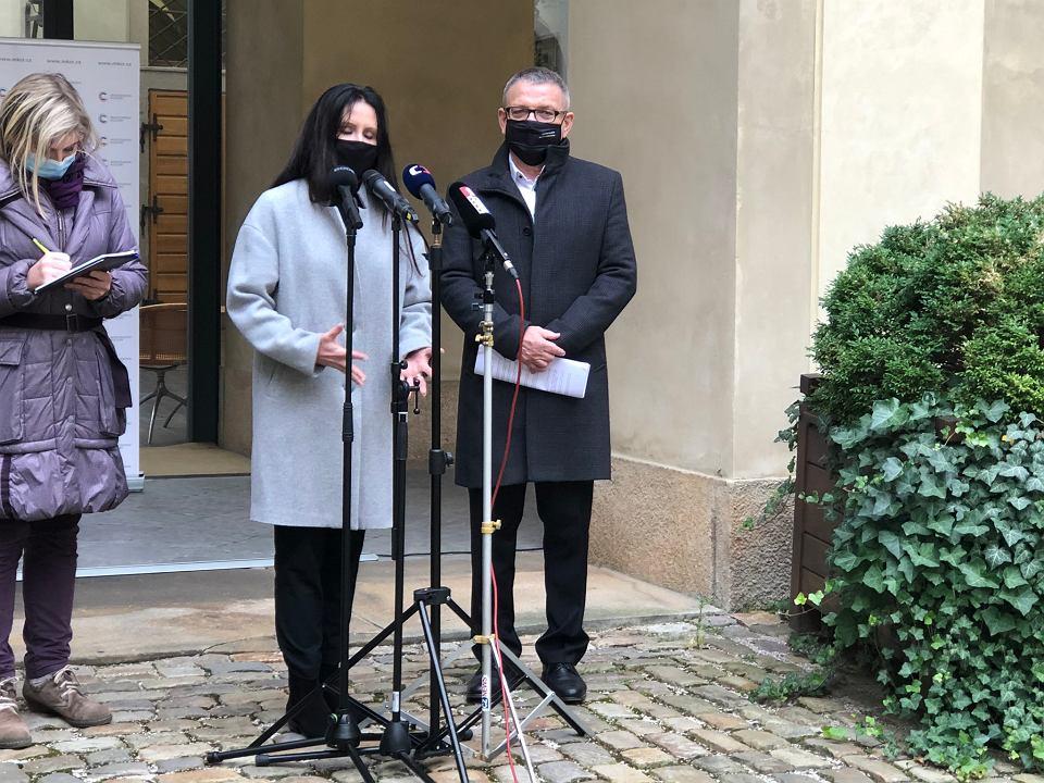 Alicja Knast zostanie dyrektorką Narodowej Galerii wPradze