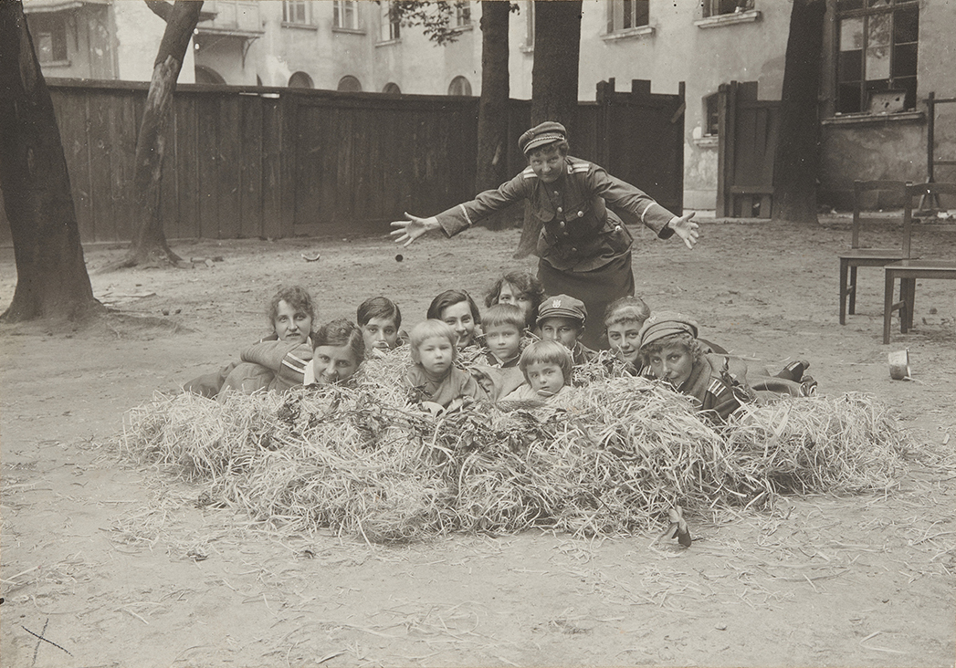 """""""Fotorelacje. Wojna 1920"""" wMuzeum Narodowym wWarszawie"""