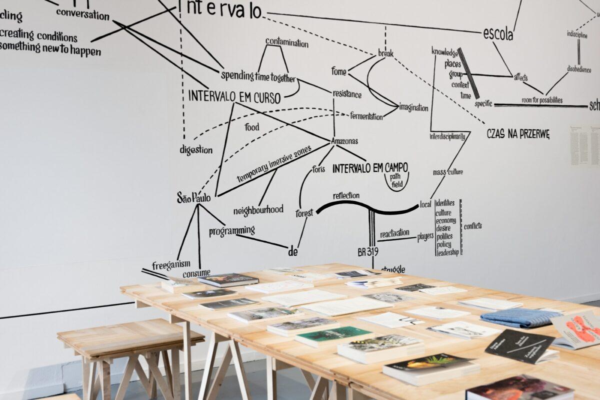 Instytucje artystycznego pogranicza