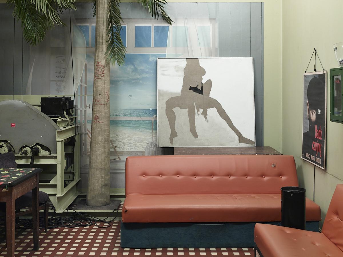 """""""Kolekcja Galerii Studio wWarszawie"""""""