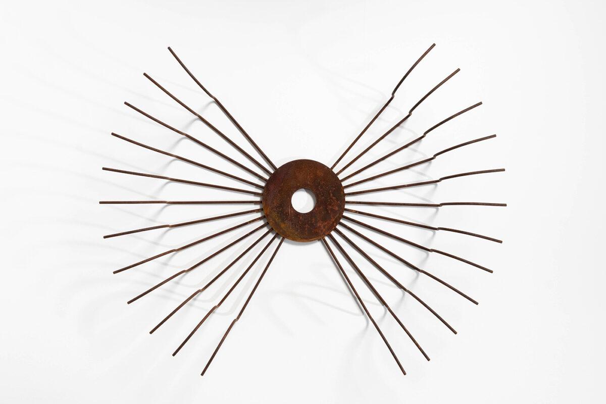 """Full Circle Ahead!"" Izy Tarasewicz wGunia Nowik Gallery"