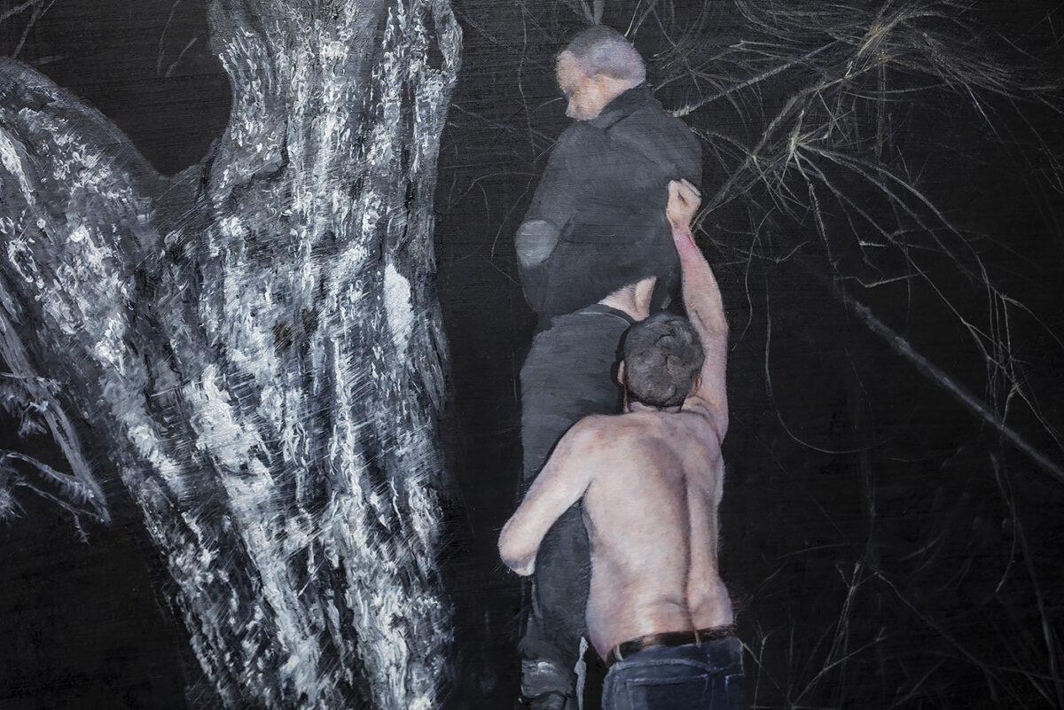 """""""Tym, co teraz widzę"""" Karola Palczaka wGalerii Bielskiej BWA"""