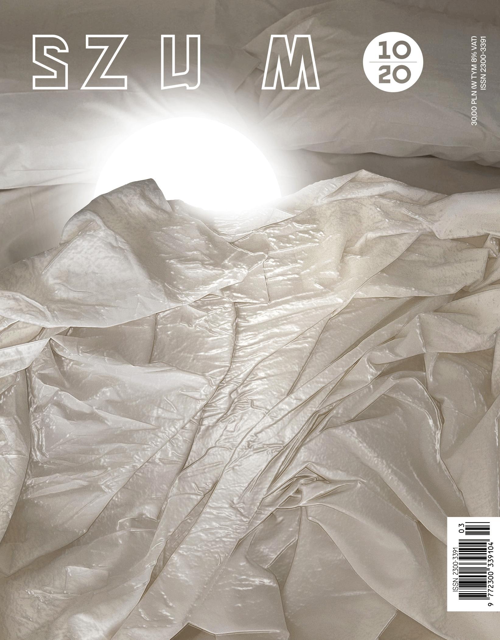 Szum 34/2021: okładka