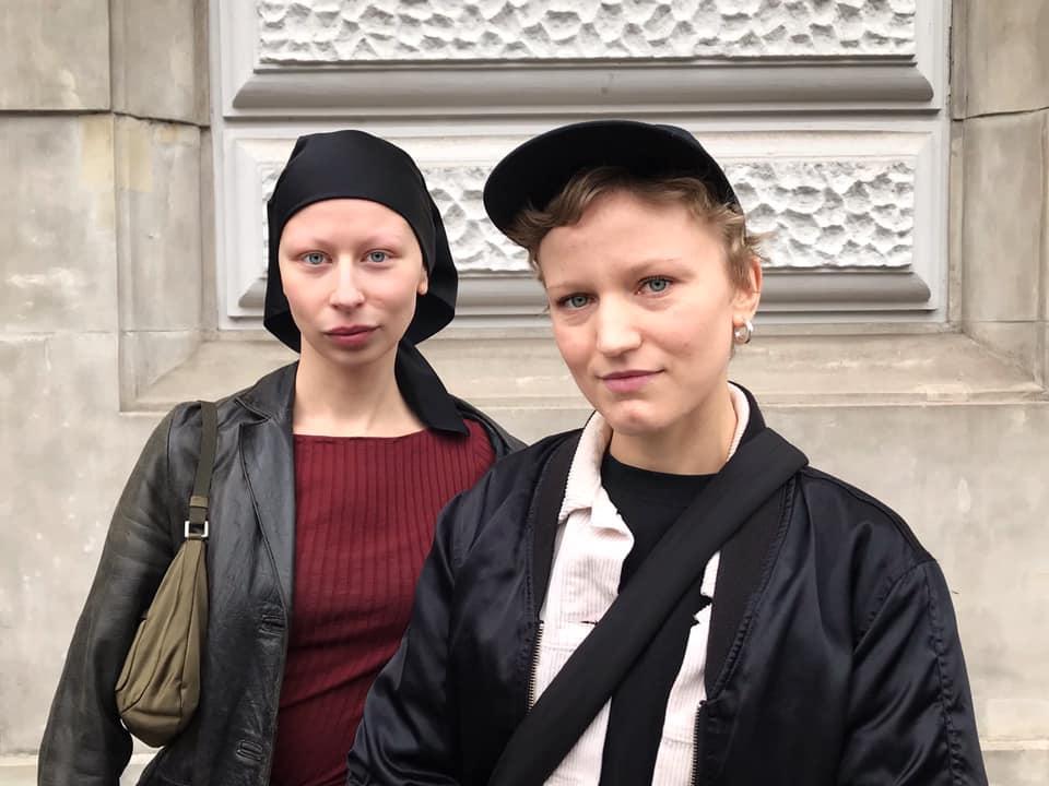 Zuzanna Bartoszek iAla Savashevich laureatkami Nagrody Fundacji Sztuki Polskiej ING